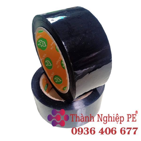 Băng keo OPP đen (2)