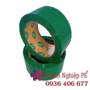 Băng keo OPP xanh lá (2)